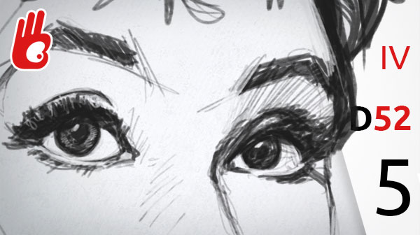 Truco para dibujar ojos realistas fácilmente - Dibujar Bien