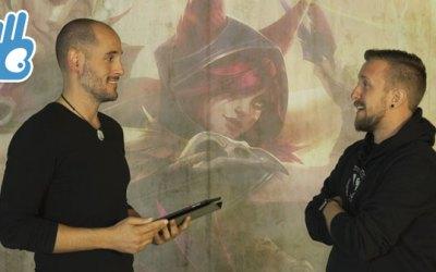 Entrevista a Daniel Orive, Senior Character Artist en Riot Games.