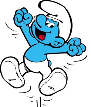 Sobredosis de hadrones!! Michael Jackson es ahora azul!