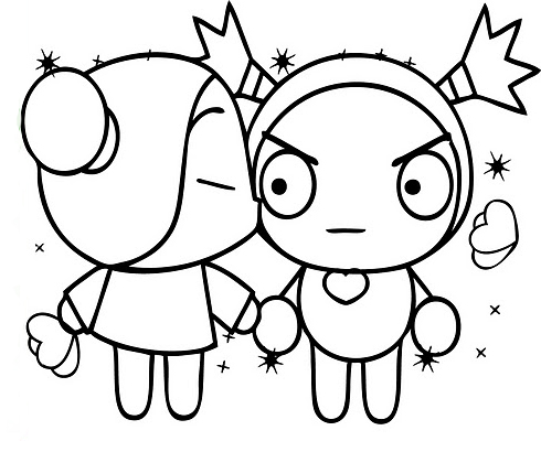 Dibujos Animados Para Colorear De Disney Channel On Log Wall