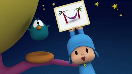 Let's Go Pocoyo! – We're Going Camping