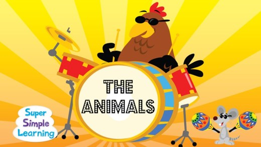 The Animals On The Farm   Super Simple Songs
