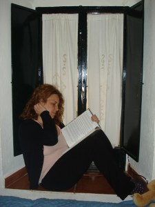 Mariayolé En la ventana