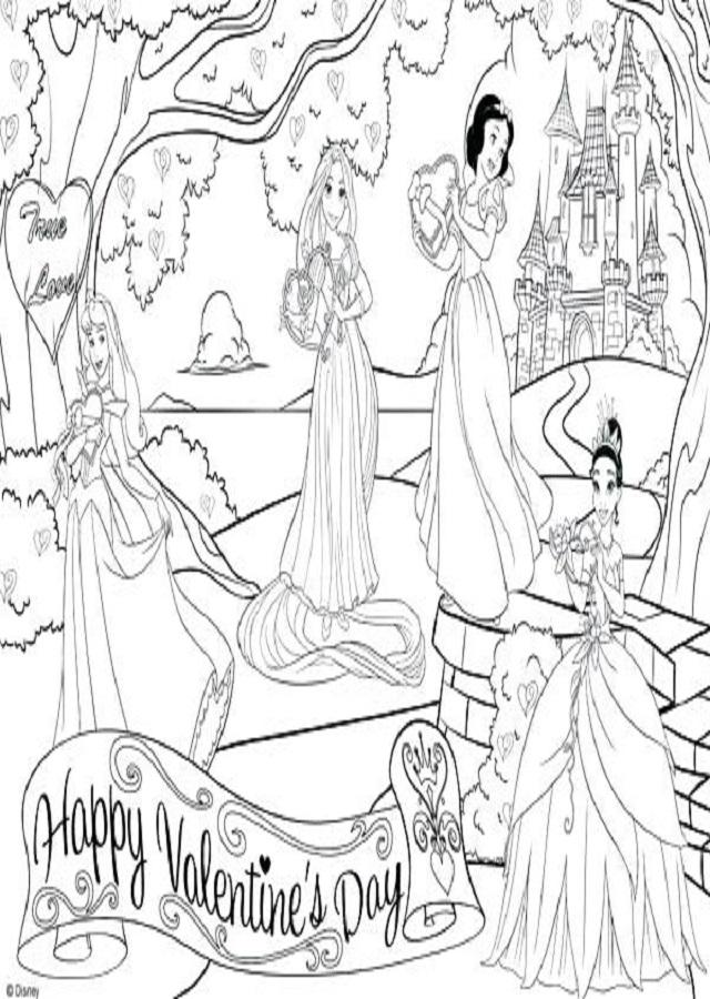 Dibujos Animados Para Colorear De Princesas Bebes On Log Wall
