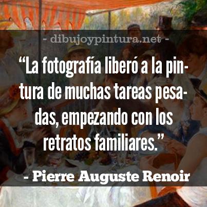 Citas Auguste Renoir