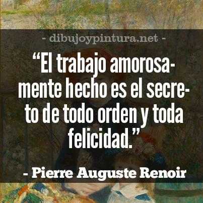 Citas Celebres De Auguste Renoir