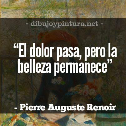 Frases De Pierre Auguste Renoir