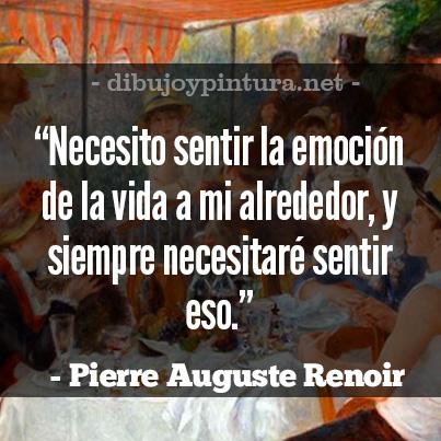 Frases De Pintores Auguste Renoir