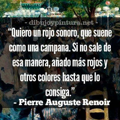 Imagenes Con Citas Celebres De Auguste Renoir