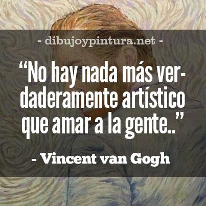 frases Vincent Van Gogh