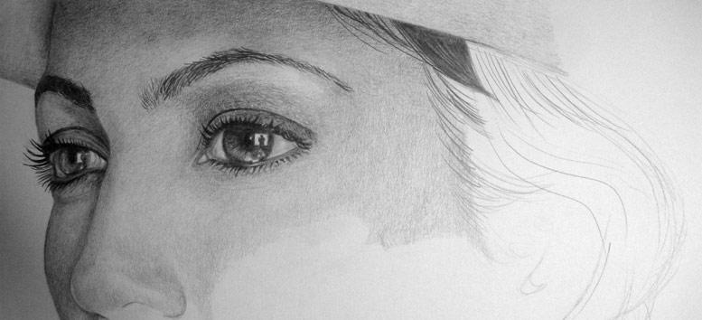 Cómo Dibujar: 5 Consejos Para Dibujar Con Lápiz Tonos De Piel y Texturas