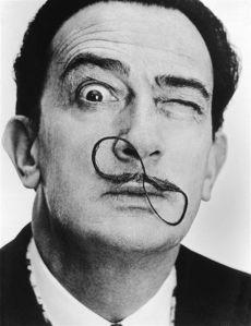 Salvador Dalí Pintor Contemporaneo Famoso