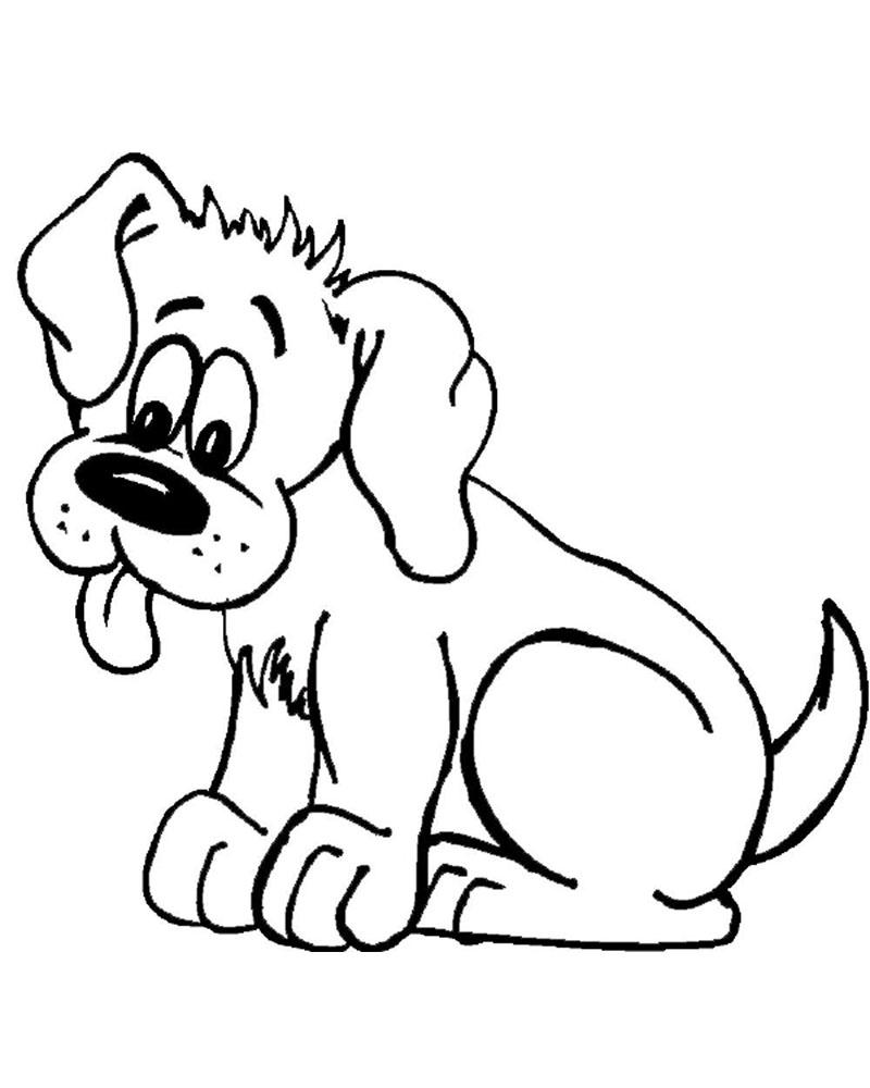 Dibujos de animales perros