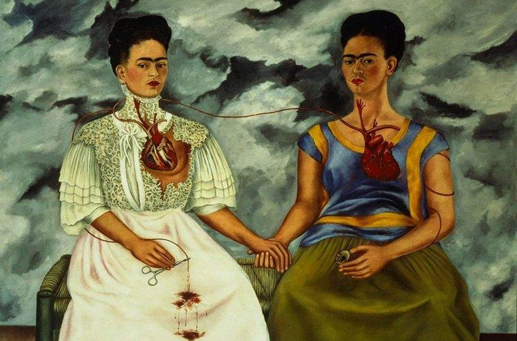Técnicas De Pintura Que Utilizaba Frida Kahlo