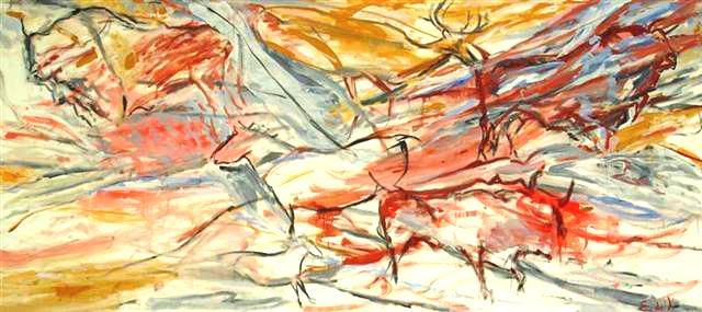 Elaine de Kooning obras