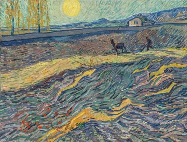 Técnicas De Pinturas Utilizadas Por Van Gogh