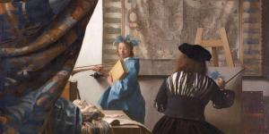 L'atelier du Peintre - Jan Vermeer