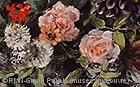 Eugène Delacroix - Bouquet de fleurs