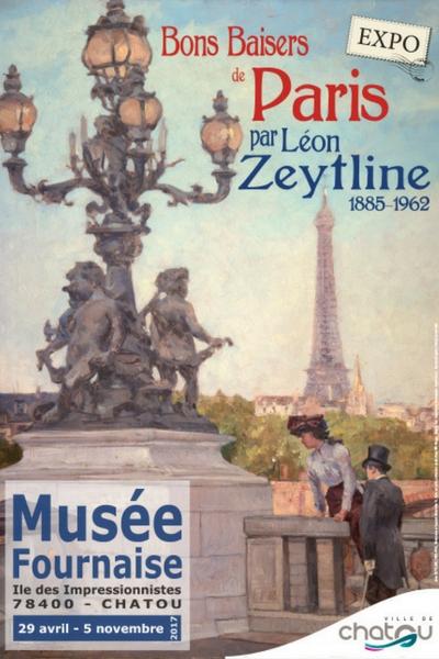 Affiche-expo-Bons-Baisers-de-Paris