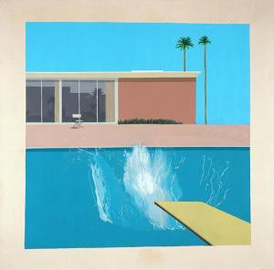 David Hockney - exposition Centre Pompidou