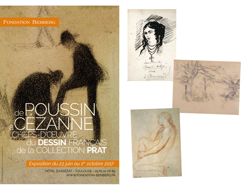 Exposition Poussin Cézanne Fondation Bemberg