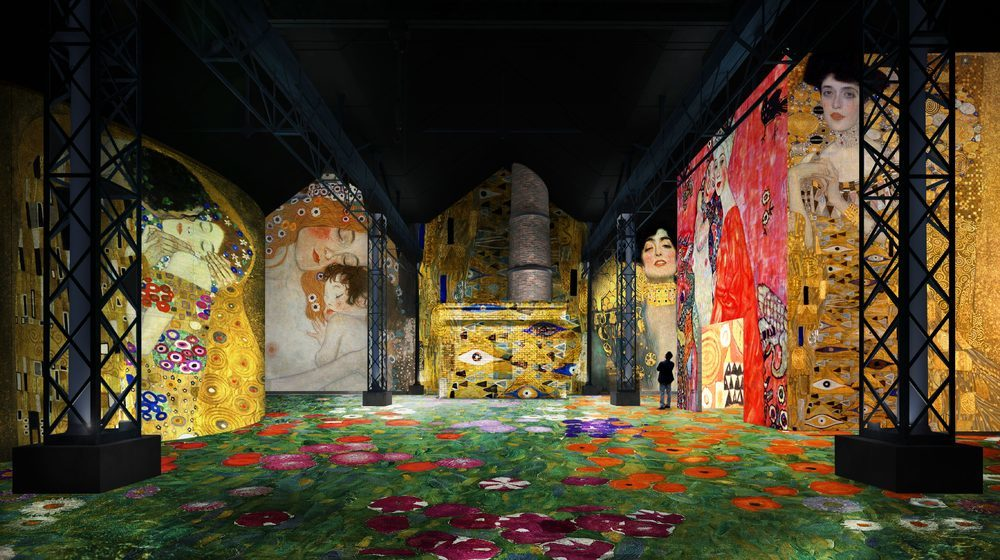 Atelier des Lumières - Klimt