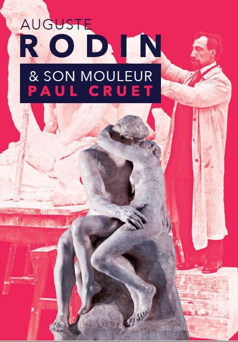 Auguste Rodin & son mouleur Paul Cruet
