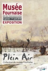 Plein Air - Musée Fournaise
