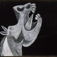 Cheval Guernica