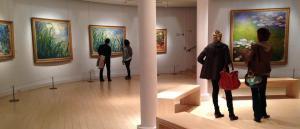 Grandes expositions artistiques à Paris - musée marmottan