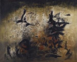 Nous deux - Zao Wou-Ki 1957