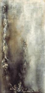 Vent - Zao Wou-Ki 1954