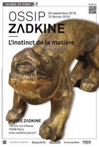 Ossip Zadkine-L'instinct de la Matière