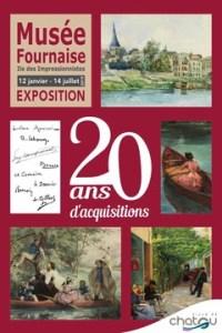 20 ans d'expositions