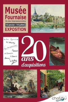 20 ans d'expositions
