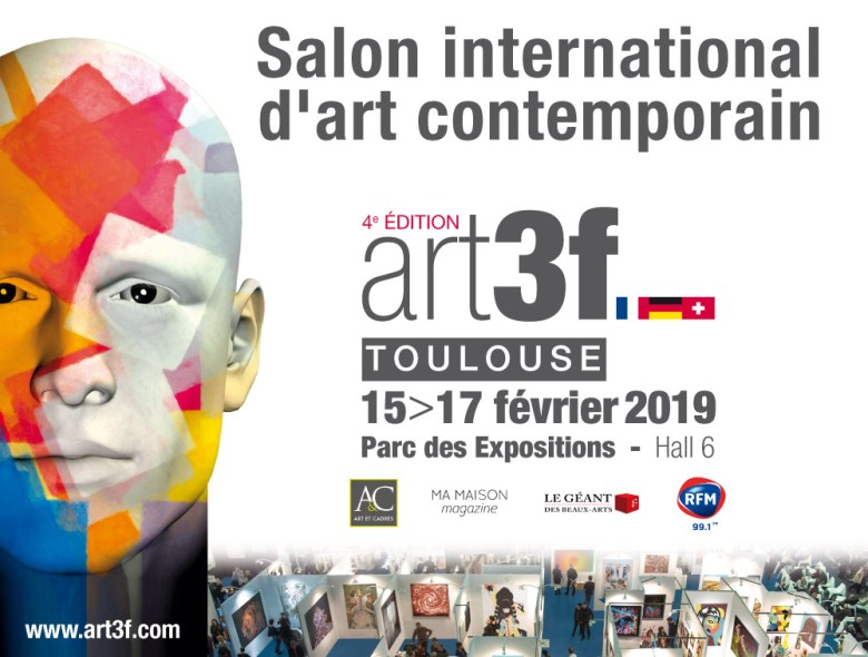 Art3f Toulouse_2019