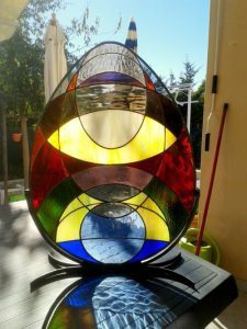 ASA - Expo-atelier peinture; vitraux; sculpture