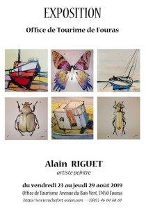 EXPOSITION: ALAIN RIGUET