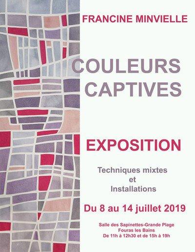 EXPOSITION: FRANCINE MINVIELLE