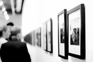 Exposition d'oeuvres de Nicole Delaplanche