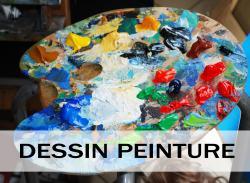 Dessin/Peinture (5 Jours).