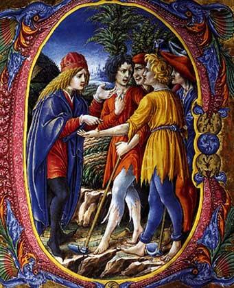 marcion a datování synoptických evangelií