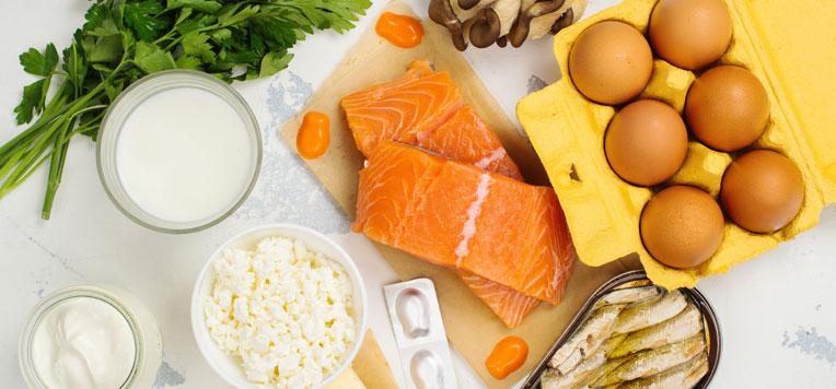 la vitamina d è uno tra i cibi che migliorano l'erezione