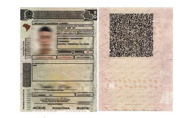 Codigo QR Code (imagem a direita) - Dica App do Dia