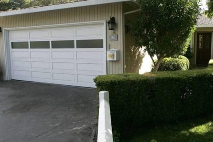 Sim, foi nesta garagem que nasceu a Google. (Justin Sullivan/Getty Images)   Dica App do Dia