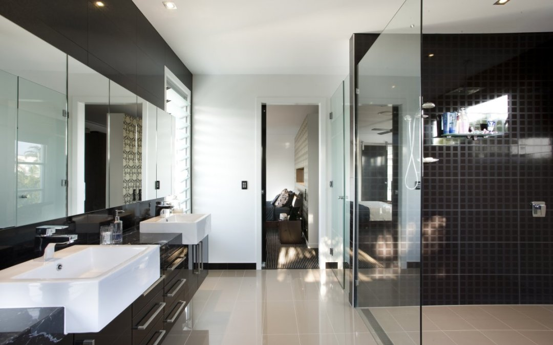 Saiba como construir um banheiro moderno e inovador for Bathroom interior design in the philippines