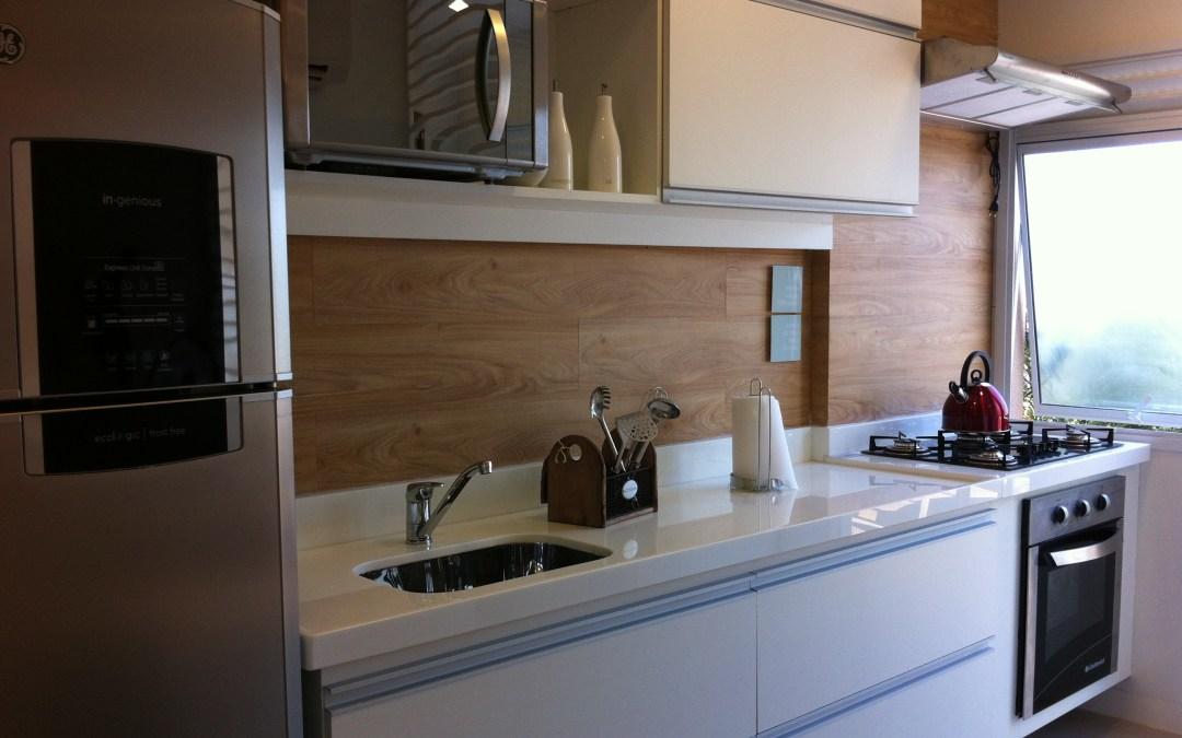 O revestimento ideal para parede de cozinha