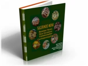 Ebook de Culinária