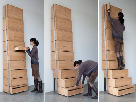 móveis transformáveis - danny kuo