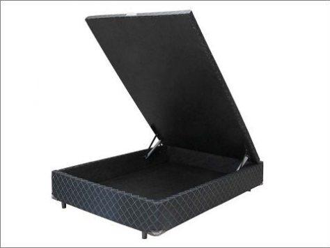 Box com Baú preto - mb